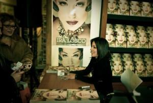 Ira Losco book signing