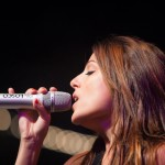 Ira Losco performing live