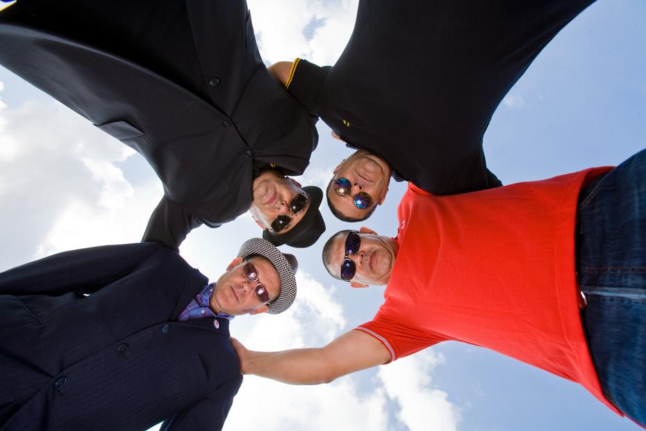 The Rifffs band promo photo 4