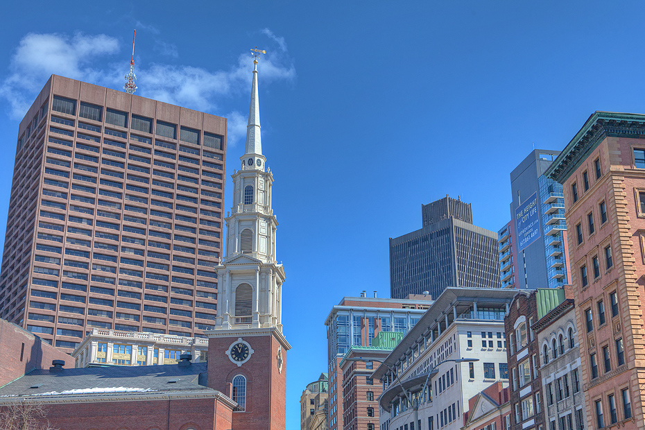 Boston as seen by Allen Venables