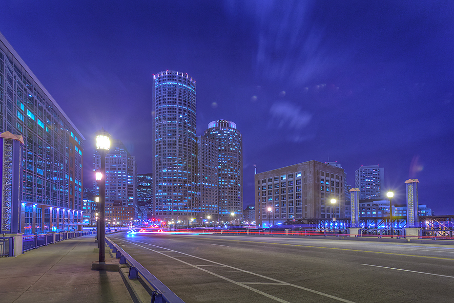 Boston by Allen Venables