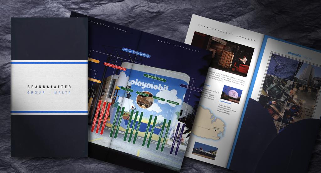 Playmobil brochure