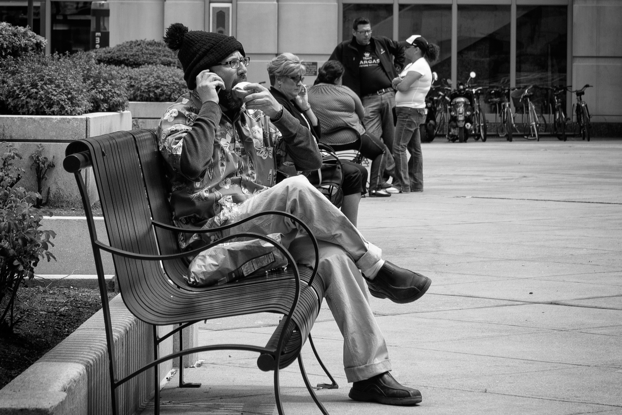 Boston Street Photography