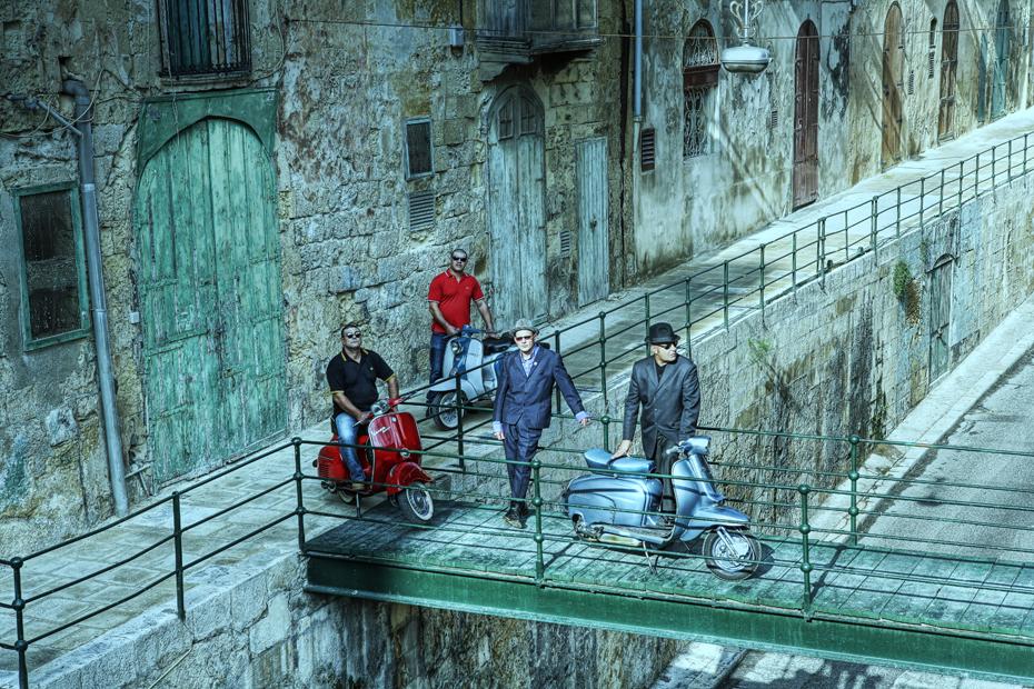 The Rifffs band Promo Valletta Malta