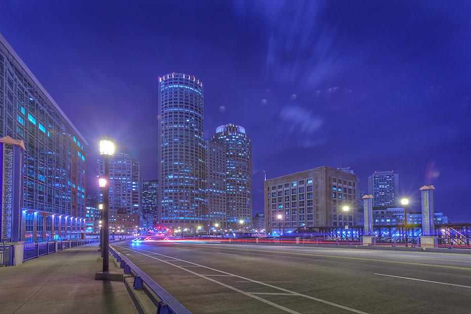 Boston by Allen Venables