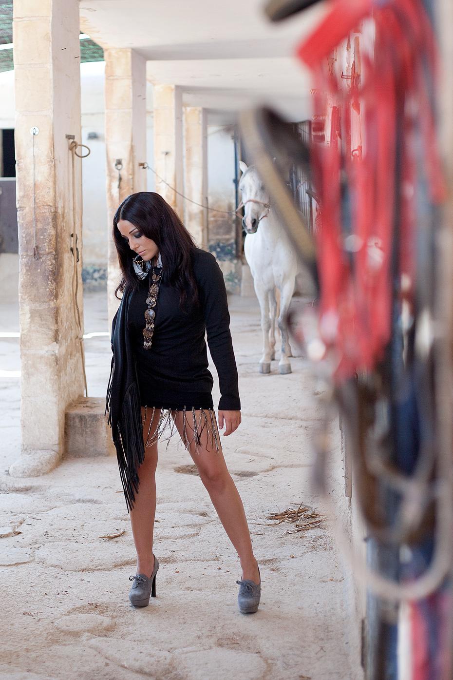 Ira Losco for GUESS Jeans Malta
