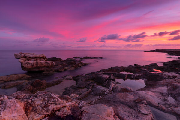 Pembroke, Malta Seascape Photo